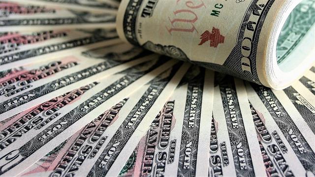 vůně peněz