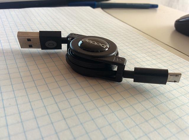 smotaný kabel