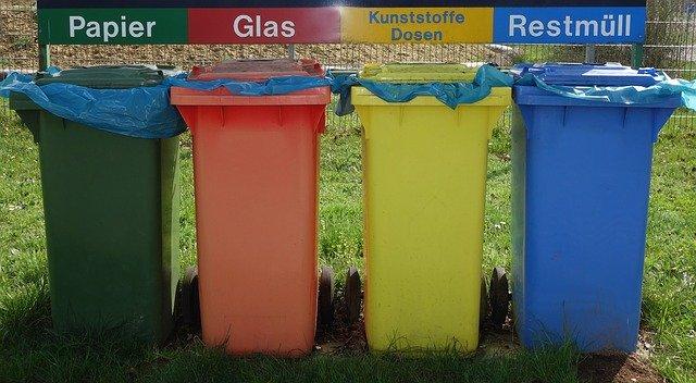 nádoby na odpad